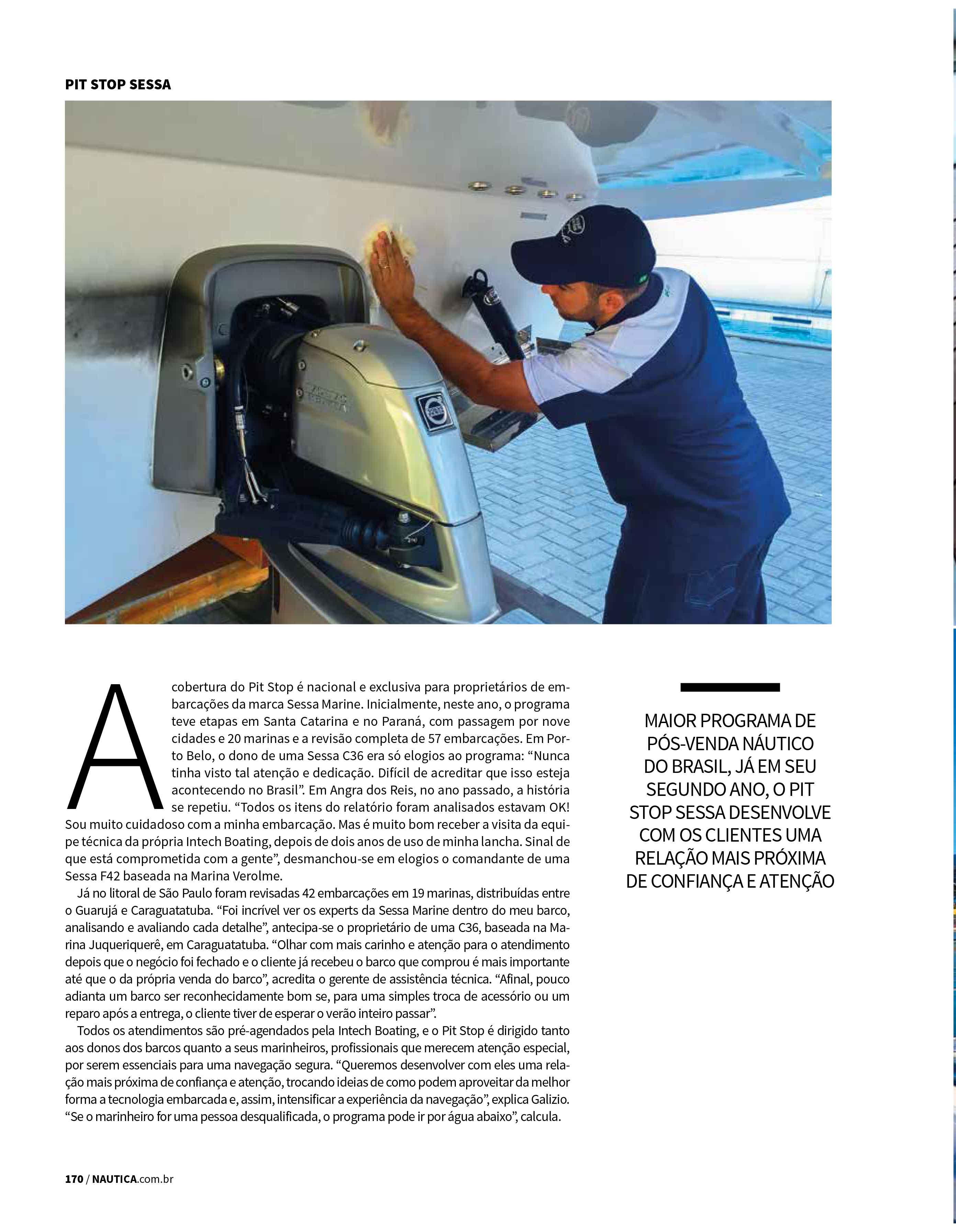 Revista Náutica edição 369